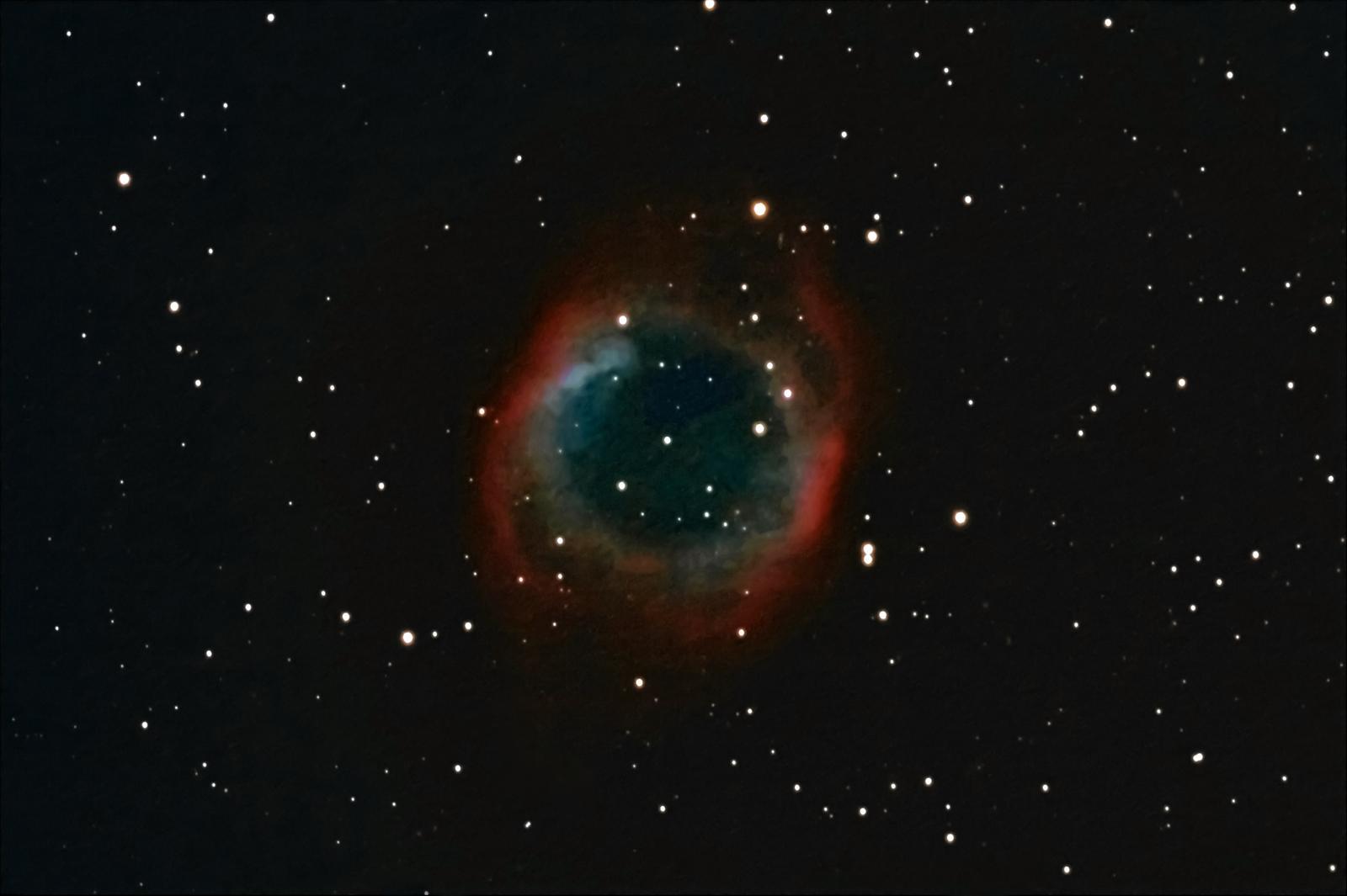 NGC7293 The Helix 9-12-2015 120mm EON