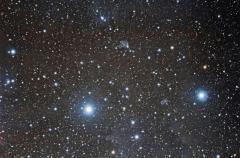 Orion's Belt Nebulas IC423-Teardrop, IC424, IC426 11-05-2016 AT72ED